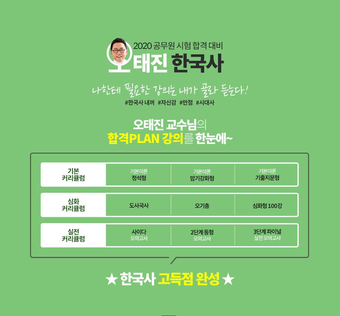 한국사 고득점 완성